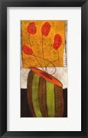 Framed Les Fleurs Ephemal1