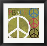 Framed Peace