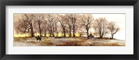 Framed Hedgerow