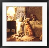 Framed Bedtime Prayers