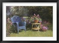 Framed Garden Corner