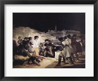 Framed Execution of Rebels of the 3Rd O
