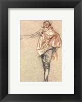 Framed Man Standing