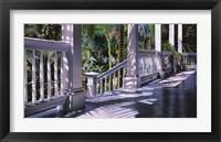 Framed Patrick's Porch
