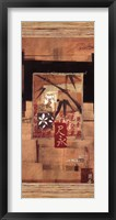 Framed Bamboo Inspirations II