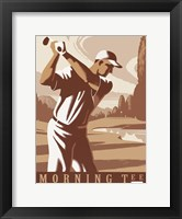 Framed Morning Tee