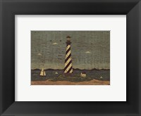 Lighthouse II Framed Print
