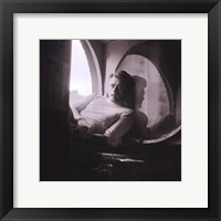 Framed James Dean, New York, 1954
