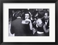 Framed El Morocco, 1955