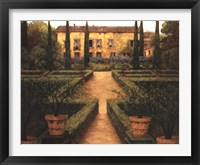 Framed Garden Manor