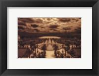 Framed Orangerie, Versailles
