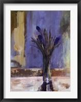Framed Irises