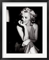 Marilyn Monroe, 1952 Framed Print
