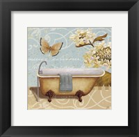 Framed Light Breeze Bath II