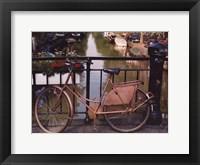 Framed Canal Bike