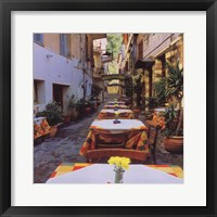 Framed Street Cafe