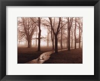 Near Trinity Gate, Cambridge Framed Print