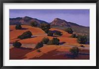 Framed Juniper Hills