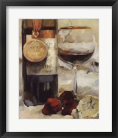 Framed Award Winning Wine II