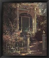 Framed Portsmouth Doorway