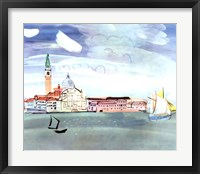 Framed San Giorgio Maggiore