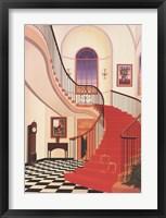 Framed Salinger Mansion
