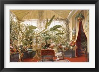 Framed Veranda de la Princesse Mathilde