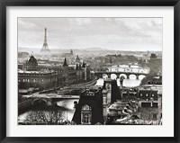 Framed River Seine