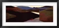 Framed Pacheco Series I