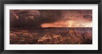 Framed Cape Royal Storm