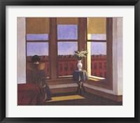 Framed Room in Brooklyn