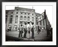 Yankee Boys Framed Print