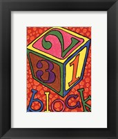 Framed Block
