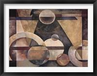 Framed Levitating Sphere