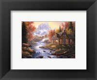 Framed River Run (Mini)