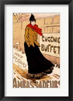 Framed Eugenie Buffet