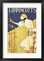 Framed Lippincott's
