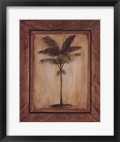 Palma I Framed Print