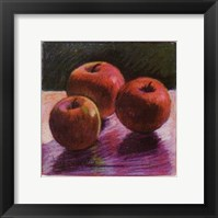 Framed Apples