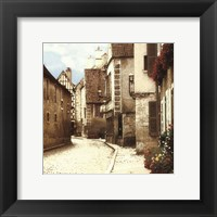 Framed Noyers Street