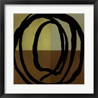 Framed Swirl Pattern II