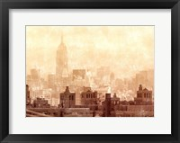 Golden Ages III Framed Print