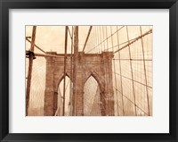 Golden Ages IV Framed Print