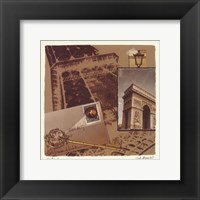 Vacation lll Framed Print