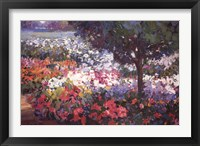 Framed Garden Palette