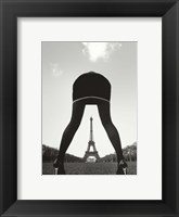 Framed Paris, Eiffel Tower