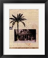 Corsicana Framed Print