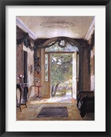 Framed Front Hall