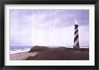 Framed Cape Hatteras Light