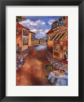 Framed Village Restaurant